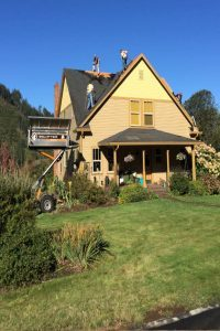 Country Home Roof Replacement | Vancouver, WA Area Roofing